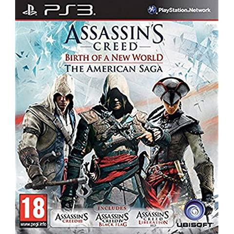 Assassin's Creed: Birth of a New World - The American Saga