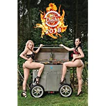 BBQ-Chicks erotischer Grillkalender 2018 - Barbecue calender