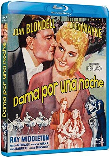 Dama Por Una Noche (Lady For A Night) (1942) (Import)