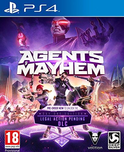 Agents of Mayhem (PS4)