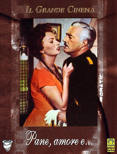 Pane Amore E... (1955) DVD