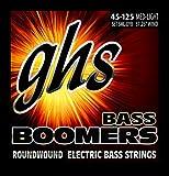 GHS Boomer 5-String Medium Light 45-126 Bass String