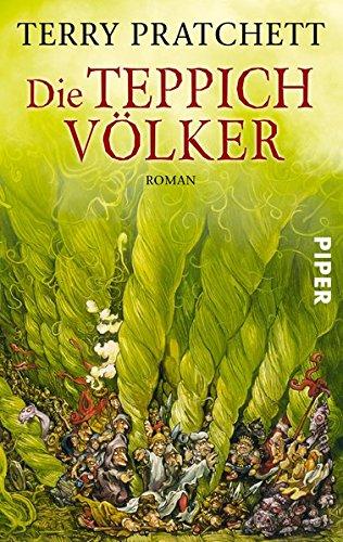 Buchseite und Rezensionen zu 'Die Teppichvölker: Roman' von Terry Pratchett