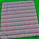 QWEASDZX Feuchtigkeitsauflage Picknick PicknickmatteRasenmattewasserdichtTautretenStrandmatteB 270X270CM