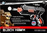 #8: Happie Shop 1 Gun 2 Uses Soft Bullet Pistol Gun With Eco Friendly Water Bullet. Range Upto 50 Foot