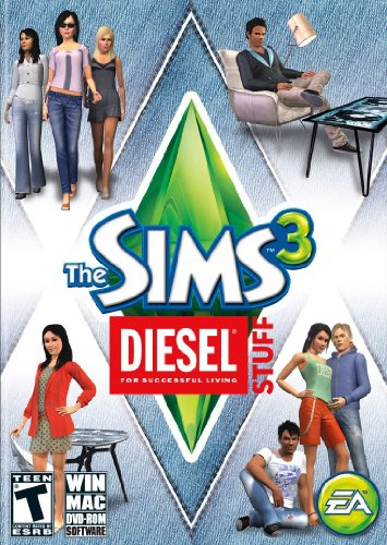Price comparison product image The Sims 3 Diesel Stuff Pack [Game Connect]
