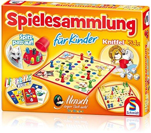 Spielesammlung für Kinder exkl. Vedes