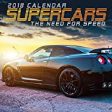 Supercars The Need For Speed 2018 A Stunning Calendar : Top Gear : Grand Tour Inspired