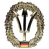 BW Barettabzeichen KSM Kommando spezialisierte Kräfte der Marine