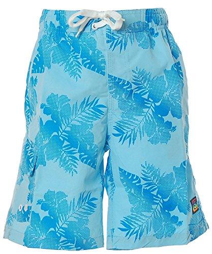 Shiwi Herren Badeshorts Boardshorts Strandshorts Shorts Badehose Blau