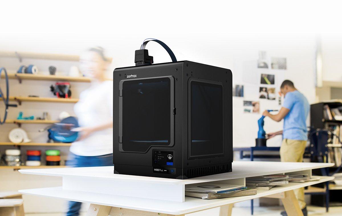 Zortrax M200Plus Impresora 3D Printer