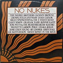 NO NUKES FROM THE MUSE CONCERTS FOR A NON NUCLEAR FUTURE VINYL TRIPLE LP 1979 VARIOUS