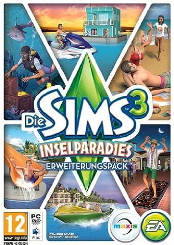 Die Sims 3: Inselparadies (Add - On) [AT PEGI] -