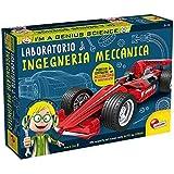 Lisciani Giochi- I'm a Genius Laboratorio di Ingegneria Meccanica, 84272