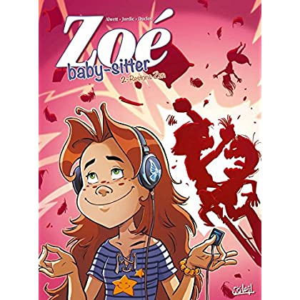Zoé baby-sitter T02