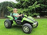 Kinderauto Kinderelektroauto Kinderelektrofahrzeug Kinder elektroauto 12V Elektroquad Quad buggy filaove - 3