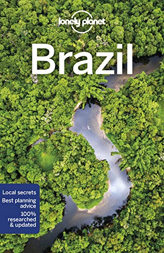 Price comparison product image Lonely Planet Brazil (Travel Guide)