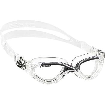 9a7ea65b2d Cressi Swim Cobra Swimming Goggles - Clear   Dark  Sports   Amazon ...