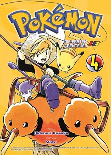 Pokémon - Die ersten Abenteuer: Bd. 4