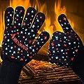 NewTsie Heat Resistant Gloves
