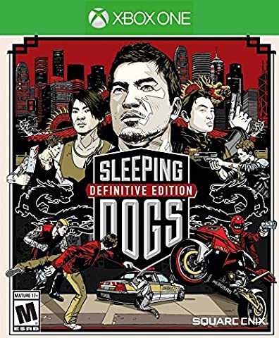 Sleeping Dogs: Definitive Edition - Xbox One by Square