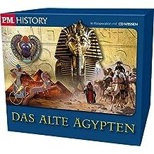 P.M. HISTORY - DAS ALTE ÄGYPTEN, 5 CDs im attraktiven Sammelschuber