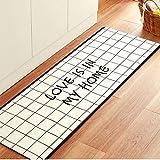 S&Y Tappeto Cucina lungo il tappetino tappetino anti-skid Pad impermeabile e anti - incendio dell'olio - tampone di prova