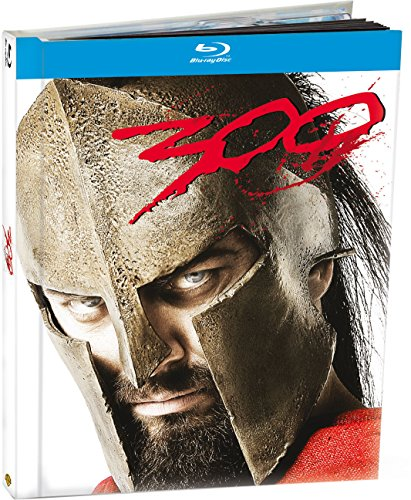 300 – Edición Limitada (BD Book + Aurasma) [Blu-ray] 61RzGxCqsPL