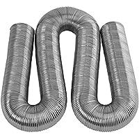Upmann de aluminio Flex Tubo D 125, 62–250cm, 1pieza, 66355