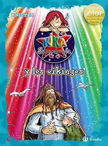 Kika Superbruja y los vikingos (ed. COLOR) (Castellano - A Partir De 8 Años - Personajes - Kika Superbruja)