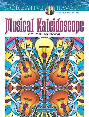 Creative Haven Musical Kaleidosc...