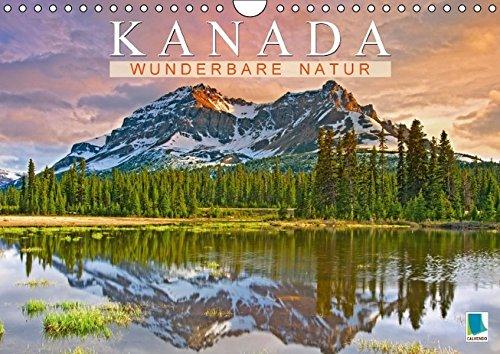 Kanada-spray (Kanada: Wunderbare Natur (Wandkalender 2016 DIN A4 quer): Kanada: Naturwunder im Norden der Welt (Monatskalender, 14 Seiten) (CALVENDO Orte))