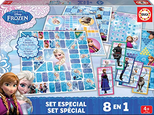 Educa Borrás Frozen - Set Especial 8 1