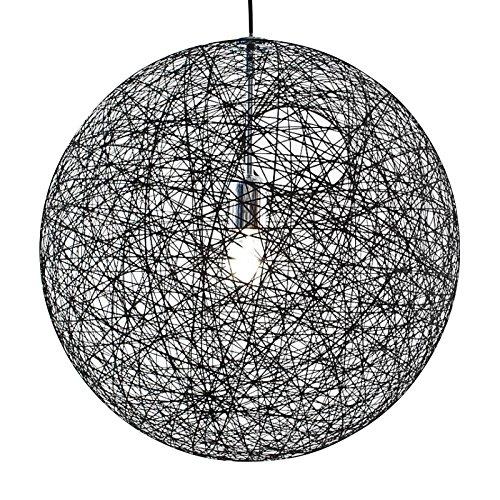 random-light-lampada-a-sospensione-design-schwarz-fiberglas-110cm