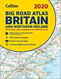 2020 Collins Big Road Atlas Britain and Northern Ireland [Lingua Inglese]