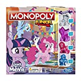 Hasbro Gaming Monopoly Junior My Little Pony Friendship is Magic