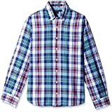 Gant Boys' Shirt (GBSHF0016_Classic Blue_13 - 14 years)