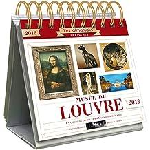 CALENDRIER - Le Grand Almaniak musée du Louvre 2018
