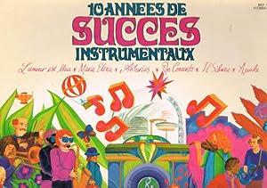 10 années de succès instrumentaux (33 tours)