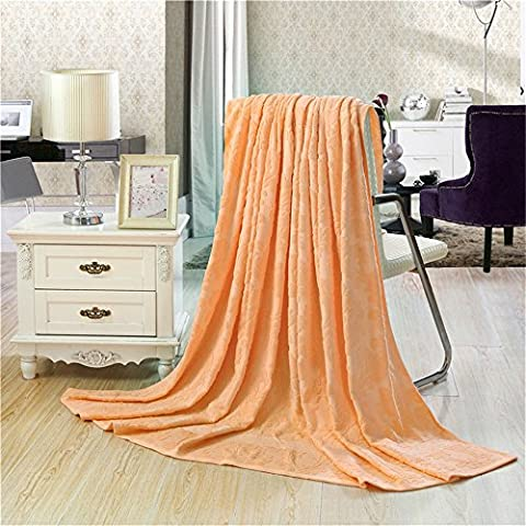 Towel is cotton single double cotton towel blanket thick air conditioning was sunset blanket blanket summer cool sheets, 180 * 220cm