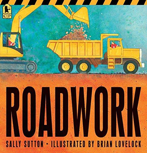 Roadwork (Construction Crew) por Sally Sutton