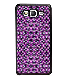 PrintVisa Designer Back Case Cover for Samsung Galaxy Grand Prime :: Samsung Galaxy Grand Prime Duos :: Samsung Galaxy Grand Prime G530F G530Fz G530Y G530H G530Fz/Ds (Matty Box Round Design Texture Matefinish Star Girlish)