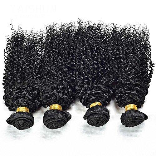hang Naturhaarperücke Haarverlängerung Haarglätter menschliches haar 3 stücke , 26 inches (Troll Kostüme Für Frauen)