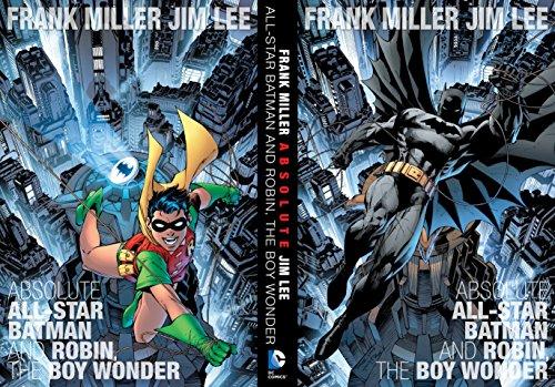 Absolute All-Star Batman And Robin, The Boy Wonder (Robin Boy Wonder)