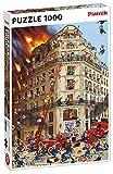 Piatnik 5354 - Ruyer - Feuerwehr, 1000 Teile Puzzle