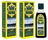 Vaadi Herbals valor pack de Amla aceite de Cool con Brahmi y Amla Extracto, 200ml x 2