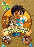 Go Diego Go!: The Great Jaguar Rescue! [DVD]