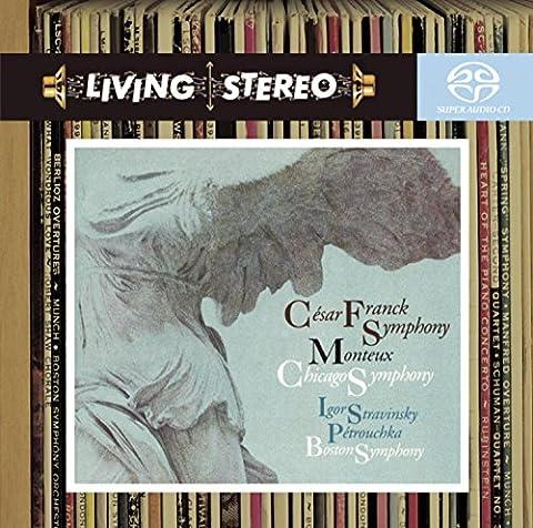 Cesar Franck Symphonie - Franck : Symphonie en ré mineur -