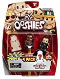 Ooshies WWE 4 Pack Asst - Wave 1