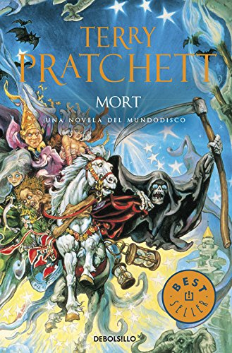 Mort (Mundodisco 4) (BEST SELLER) por Terry Pratchett
